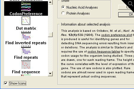 Customizable DNA Protein Analysis